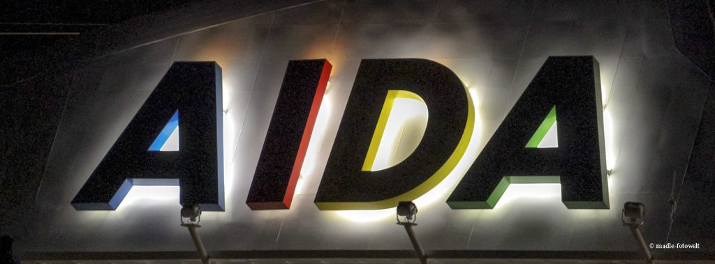 AIDA, Foto: madle-fotowelt