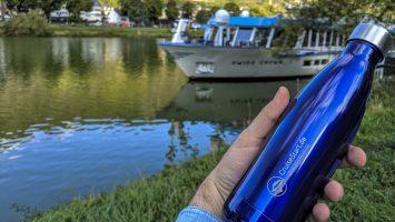 CruiseStart Edelstahlflasche