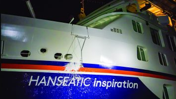 "Hapag-Lloyd Cruises Christening ""HANSEATIC inspiration"""