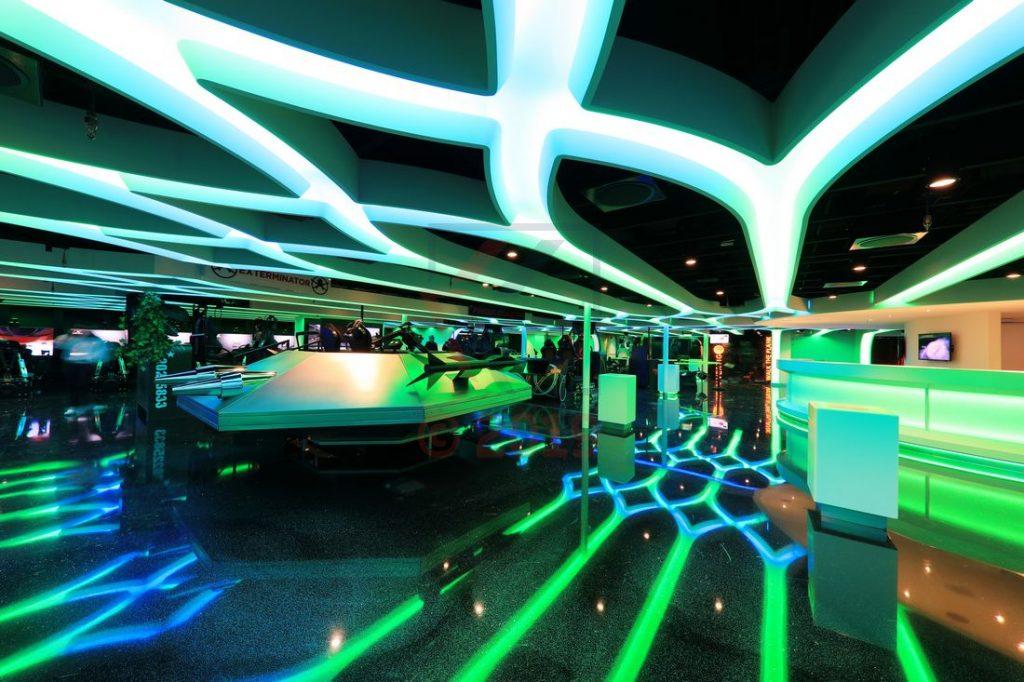 Galaxy Pavillon Norwegian Encore / Foto: Oliver Asmussen/oceanliner-pictures.com