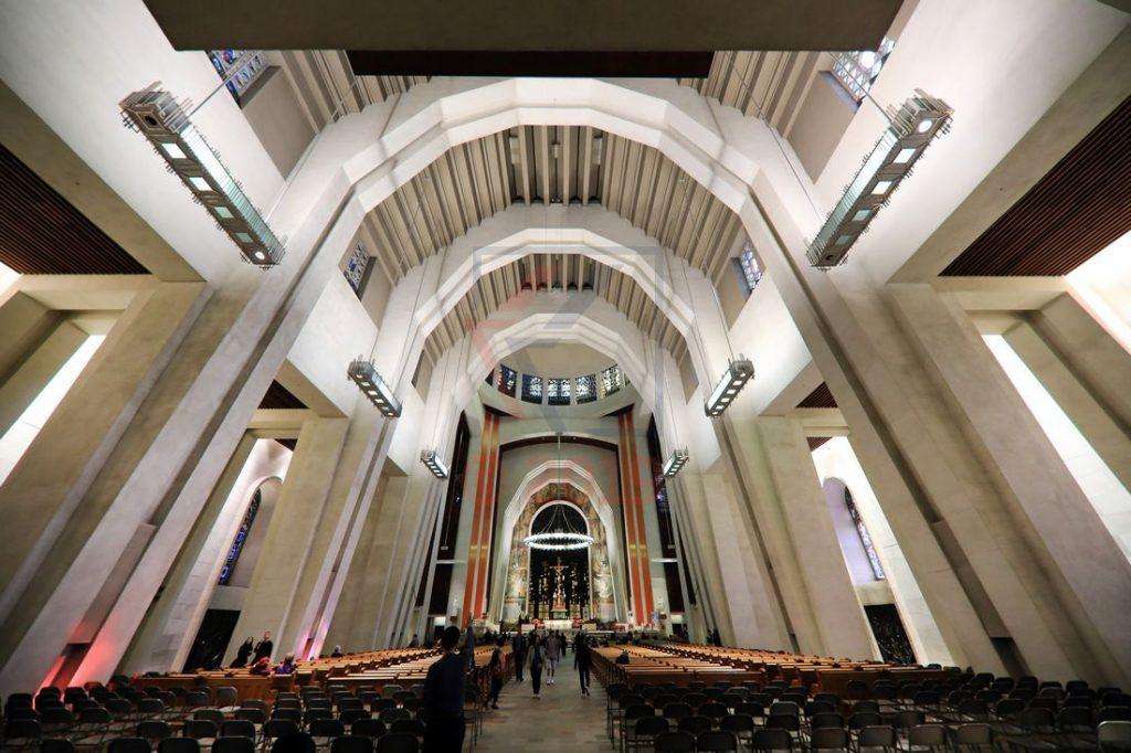 Innenraum St.-Josephs-Oratorium Montreal / Foto: Oliver Asmussen/oceanliner-pictures.com