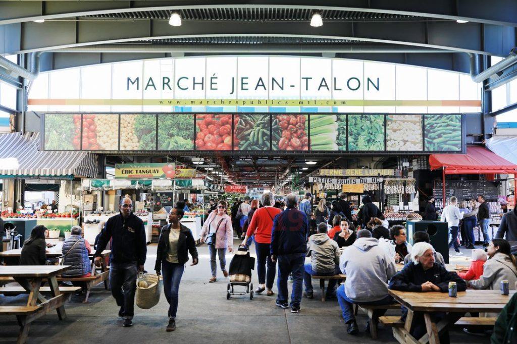 Jean-Talon Market Montreal / Foto: Oliver Asmussen/oceanliner-pictures.com