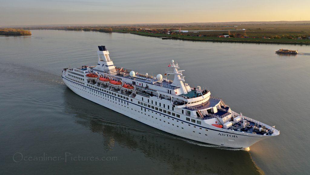 MS Astor ab 2021 als Jules Verne für CMV France / Foto: Oliver Asmussen/oceanliner-pictures.com