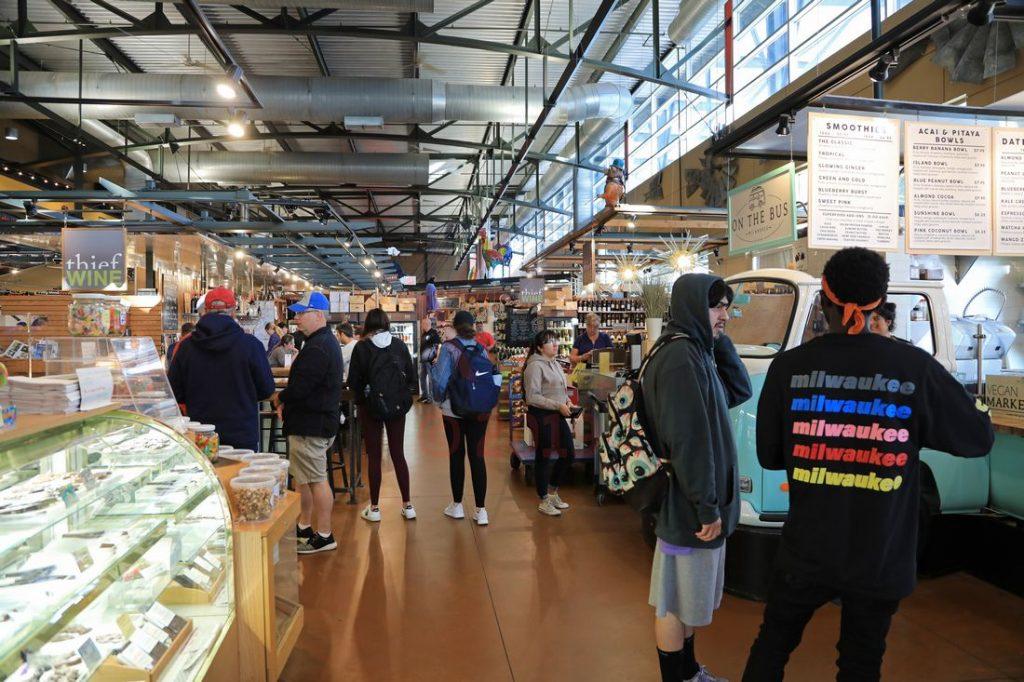 Milwaukee Public Market / Foto: Oliver Asmussen/oceanliner-pictures.com
