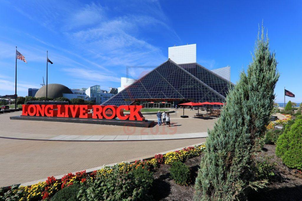 Rock and Roll Hall of Fame Cleveland / Foto: Oliver Asmussen/oceanliner-pictures.com