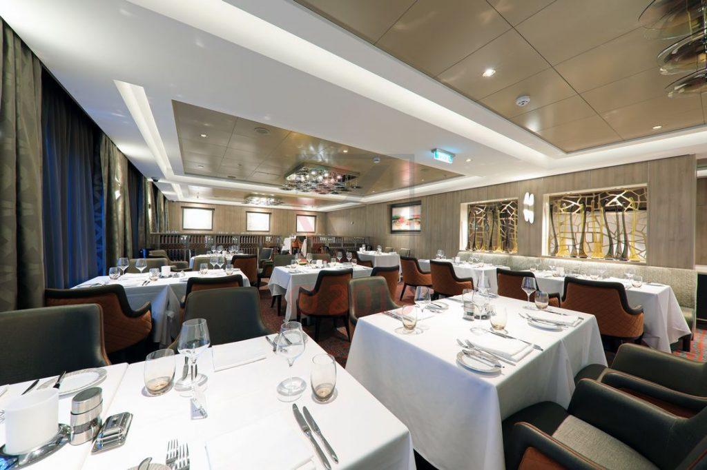 Taste Restaurant Norwegian Encore / Foto: Oliver Asmussen/oceanliner-pictures.com