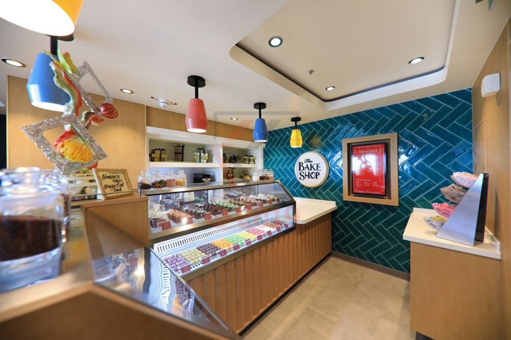 The Bake Shop Norwegian Encore / Foto: Oliver Asmussen/oceanliner-pictures.com
