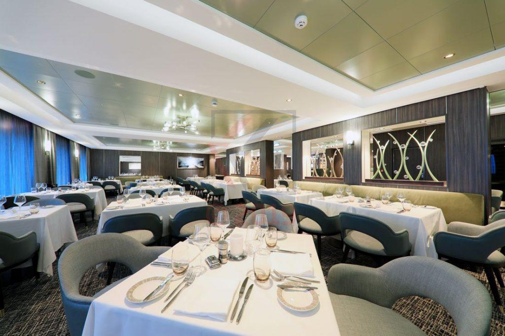The Savor Restaurant Norwegian Encore / Foto: Oliver Asmussen/oceanliner-pictures.com
