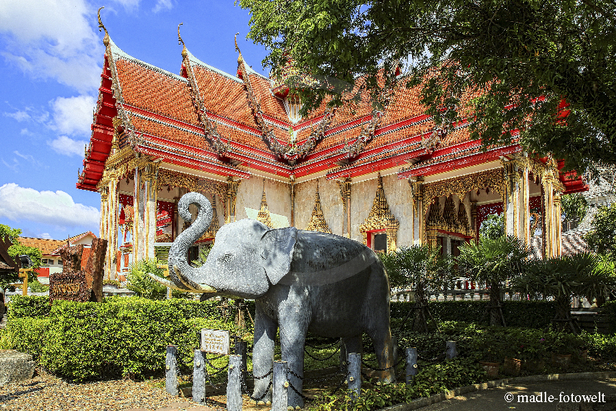 Foto: madle-fotowelt / Wat Phra Thong