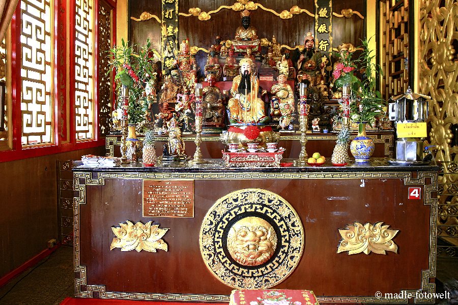 Foto: madle-fotowelt / Kio Thian Keng Saphan Hin Shrine
