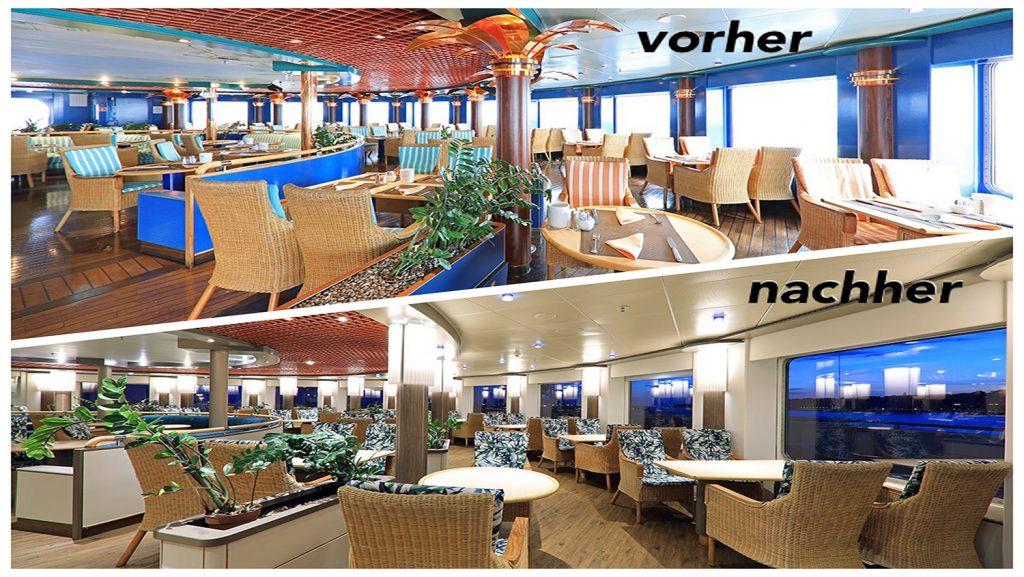 Bild 4 Palmgarten MS Hamburg / Collage: Oliver Asmussen